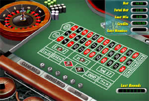 00 roulette payout table for let it ride card